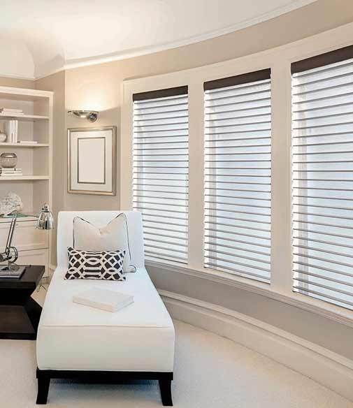 These beautiful blinds and shutters make for the perfect addition to your home.