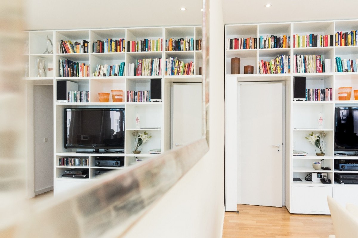 Design custom closets to increase your facility's space